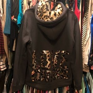 Sequin Juicy Couture Jacket